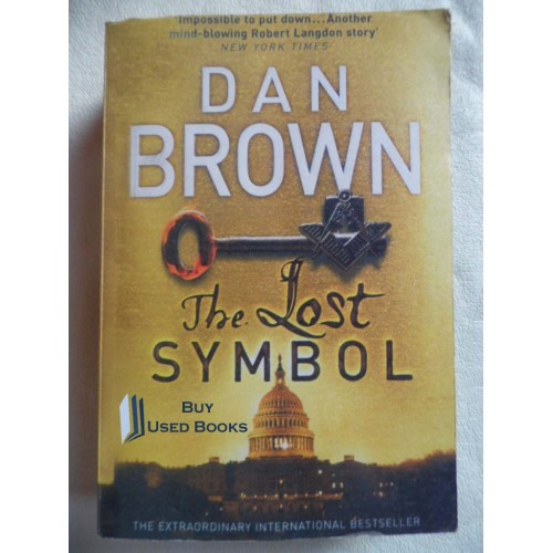 Fiction Mystery And Detective The Lost Symbol Used Book For Best