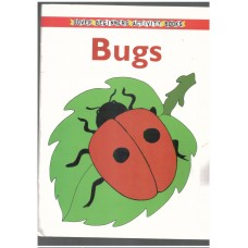 Bugs colouring book