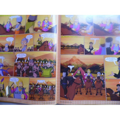 young reader popular series chhota bheem and krishna used book