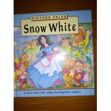 Snow white picture tales