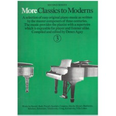 More Classics to Modern (part 3)