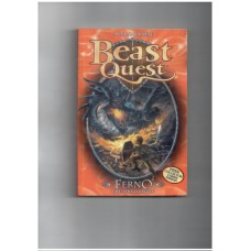 Beast Quest: 1: Ferno the Fire Dragon