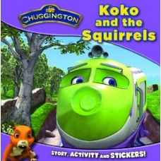 Chuggington Mini Paperback: Koko and the Squirrels