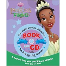 Disney Storybook & CD: Princess and the Frog