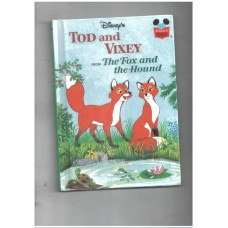 Walt Disney Productions Presents Tod and Vixey from the Fox and the Hound