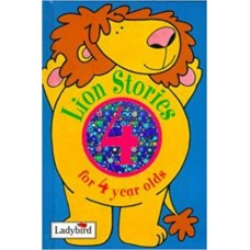 Lion Stories For 4 Year Olds (Animal Funtime)