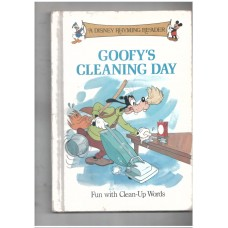 Goofy's cleaning day ( A disney Rhyming reader)