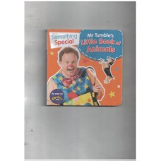 Mr.Tumble's little book of animals