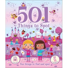 501 Things to Spot: Can you spot them all? (501 Things to Find)