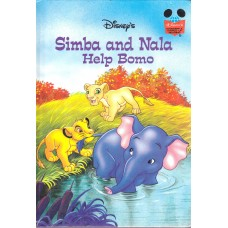 Disney's Simba and Nala Help Bomo
