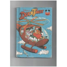 Webby Saves the Day (Disney's Duck Tales) (Disney's Wonderful World of Reading)