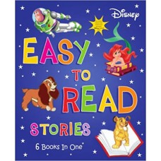 Disney My First Easy-to-Read Stories