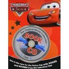 Disney Pixar The World of Cars (With CD) (Disney Book & CD)