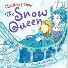 Christmas Time Snow Queen