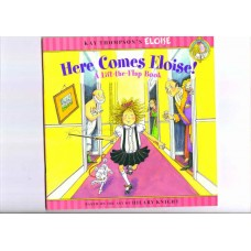 Here comes Eloise! Lift the flap book