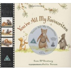 You're All My Favourites with DVD (Book & DVD)