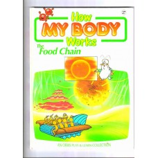 How my body works  : The food chain