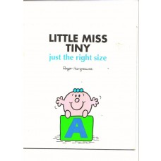 Little Miss Tiny (Mr. Men and Little Miss Book 5)