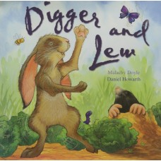 Digger & Lew by Malachy Doyle