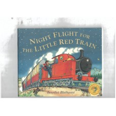 Night Flight for the little red train