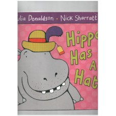 Hippo Has A Hat - Special Sales