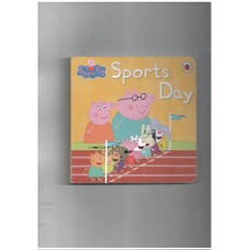 Peppa Pig - sports day (Ladybird)
