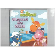 Nick Jr. The backyardigans - All around the world