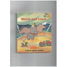 Dumbo a book about shapes