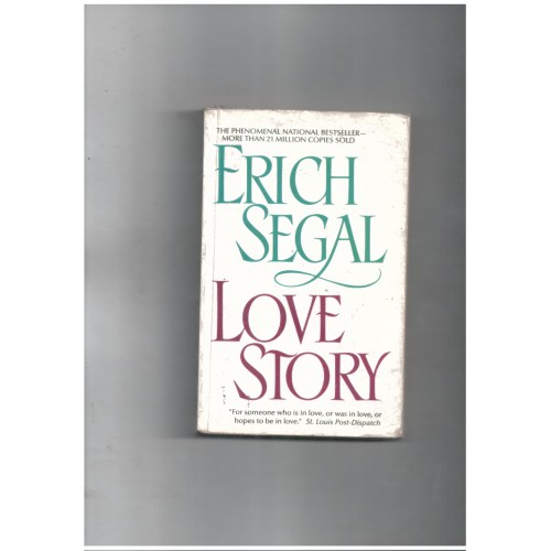Fiction Contemporary Love Story Love Story 1 Used Book For
