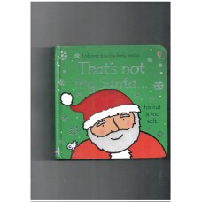 Thats not my santa (usborne touch and feel)