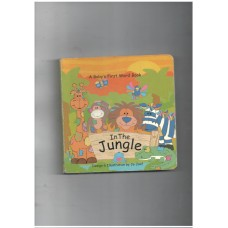 In the jungle - baby's first word book