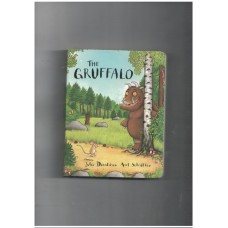 The Grufallo (board book)