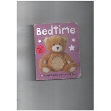 Bedtime - Touch and feel book