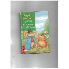 Town Mouse and Country Mouse (New Read it Yourself) (Ladybird)