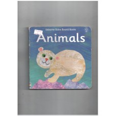 Animals (Usborne Baby Board Books)