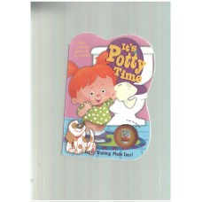 It's Potty Time, for Girls (Time to)