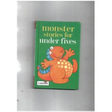Monster Stories for Under Fives - ladybird
