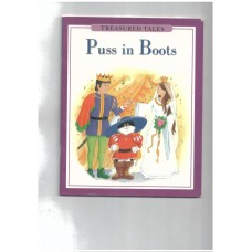 Puss in boots - Treasured Tales
