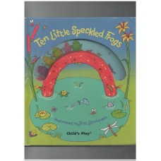Ten Little Speckled Frogs (Activity Books)