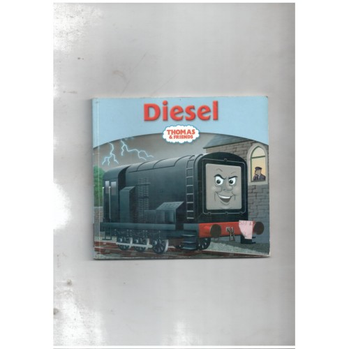 diesel from thomas and friends - photo #44