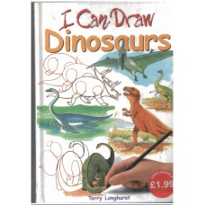 I Can Draw Dinosaurs