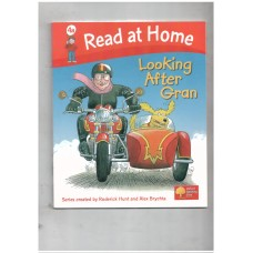 Read at Home: Looking After Gran Level 4a