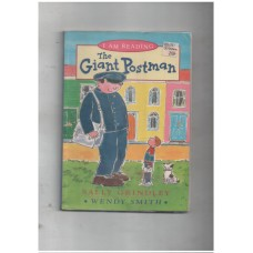The Giant Postman (I am Reading)