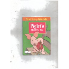 Piglet's Blustery Day (First Disney Friends)