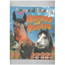 Horses and Ponies (Farmyard Friends)