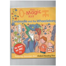 The Magic Key : ZANDOODLE AND THE WHEEZLEBANG(Paperback)