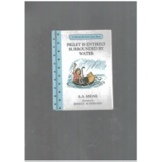Piglet is Entirely Surrounded by Water (Winnie-the-Pooh story books)