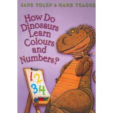 How Do Dinosaurs Learn Colours and Numbers