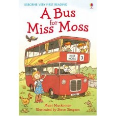 A Bus for Miss Moss (usborne)