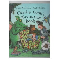 CHARLIE COOK'S FAVOURITE BOOKS
